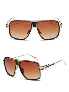 Square Sunglass Oculos Driving Grandmaster Designer New-Style De Sol Men Masculino