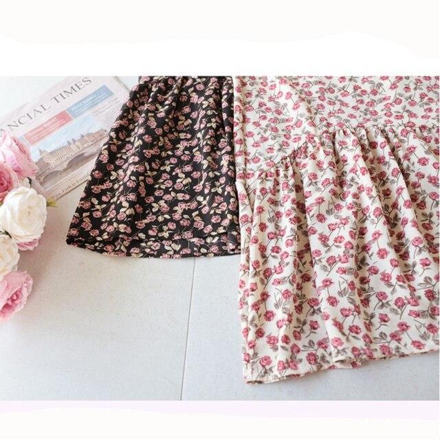 Oversized Loose Women Sleeveless Dress 2020 Summer Print Female Dress Hollow Out Suspender Dress Bohemian Brand Robe KE501 5