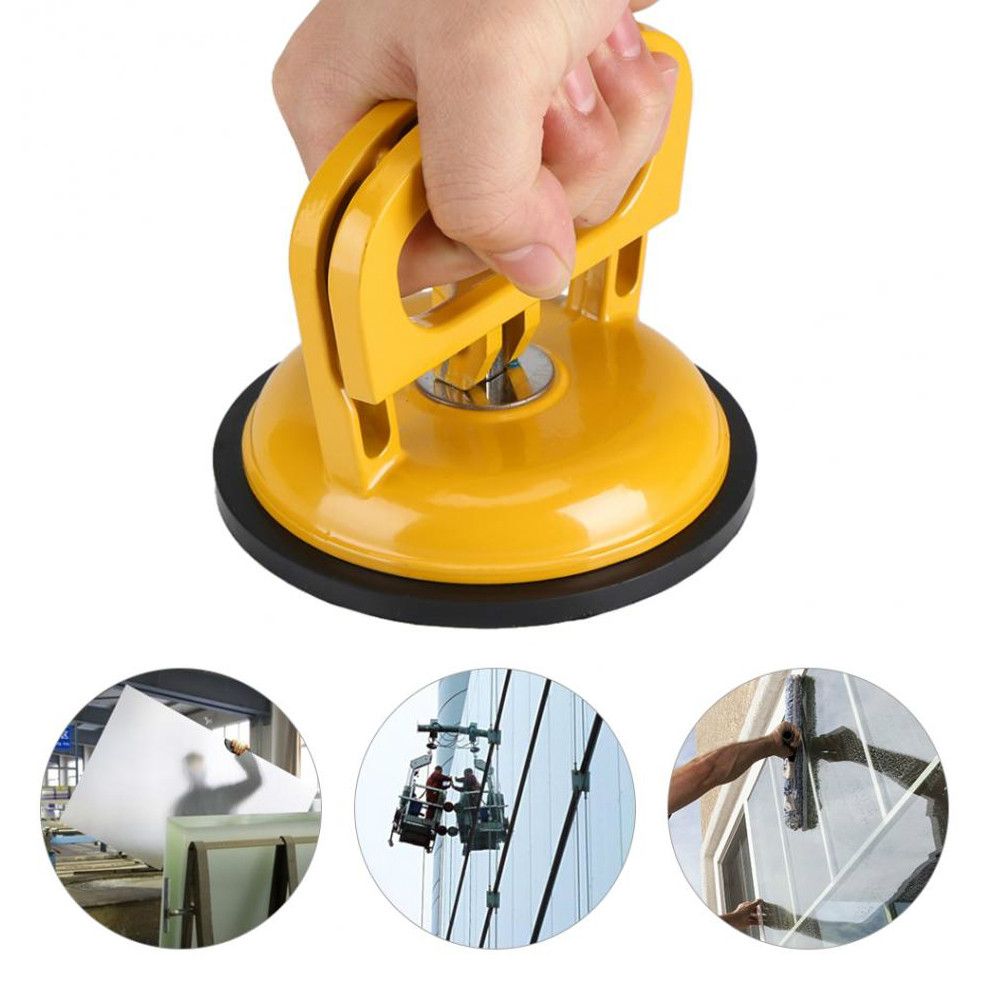 Tile Suction Cup Glass Grab And Tile Leveler With Cross Clamp Positioning Equalizer Auxiliary Hand Tool Wy10104