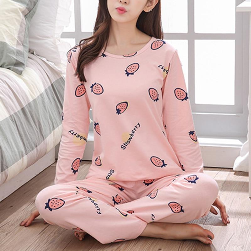 SANQIANG Girls 2 Pcs Cotton Pajamas Set Toddler Kids Clothes Soft Sleepwear Set
