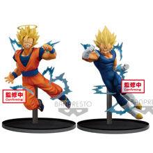 Tronzo oryginalny D B Z Super Dokkan bitwa Goku Majin Vegeta SSJ pcv figurka Model kolekcjonerski lalki