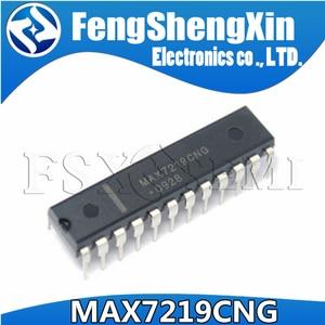 Image 4 - 5 uds. MAX7219CNG DIP 24 MAX7219CWG MAX7219EWG MAX7219 SOP 24 controladores de pantalla LED IC
