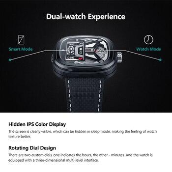 Смарт-часы Zeblaze Hybrid 2