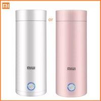 Xiaomi Mijia MIUI-TETERA eléctrica portátil con Control de temperatura, hervidor de agua inteligente, frasco térmico para café, viaje, botella de caldera de agua