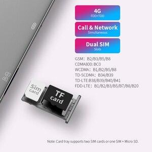 Image 5 - Teclast M18 4G שיחת טלפון אנדרואיד 8.0 10.8 אינץ Helio X27 2.6GHz Deca core מעבד 4GB RAM 128GB ROM 13.0MP + 5.0MP סוג C Tablet PC