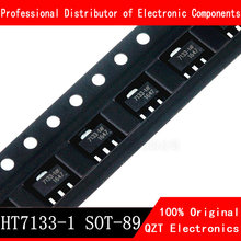 10PCS HT7133A-1 SOT89 HT7133A SOT HT7133 SMD HT7133-1 SOT-89 7133-1 new and original IC