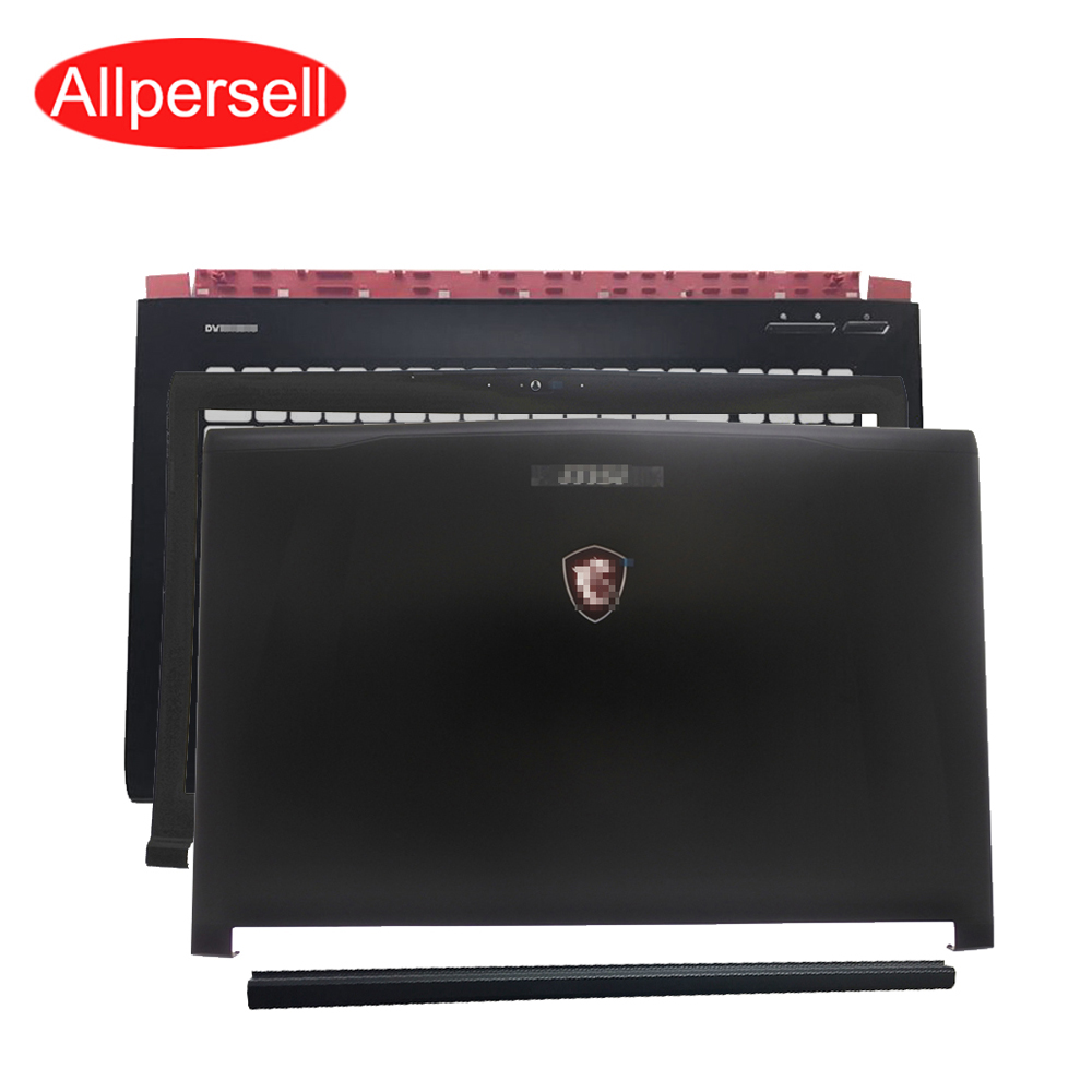ACS COMPATIBLE with MSI PALMREST TOP Cover W//Keyboard US Apache PRO GE72VR 7RF-416US MS-179B Grade B Replacement