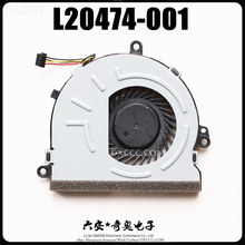 813946-001 Fan Cpu Do portátil Para HP 250 G5 250G5 255 G5 TPN-C129 250g6 250 G6 TPN-C130 255g6 255 g6 CPU Cooling Fan