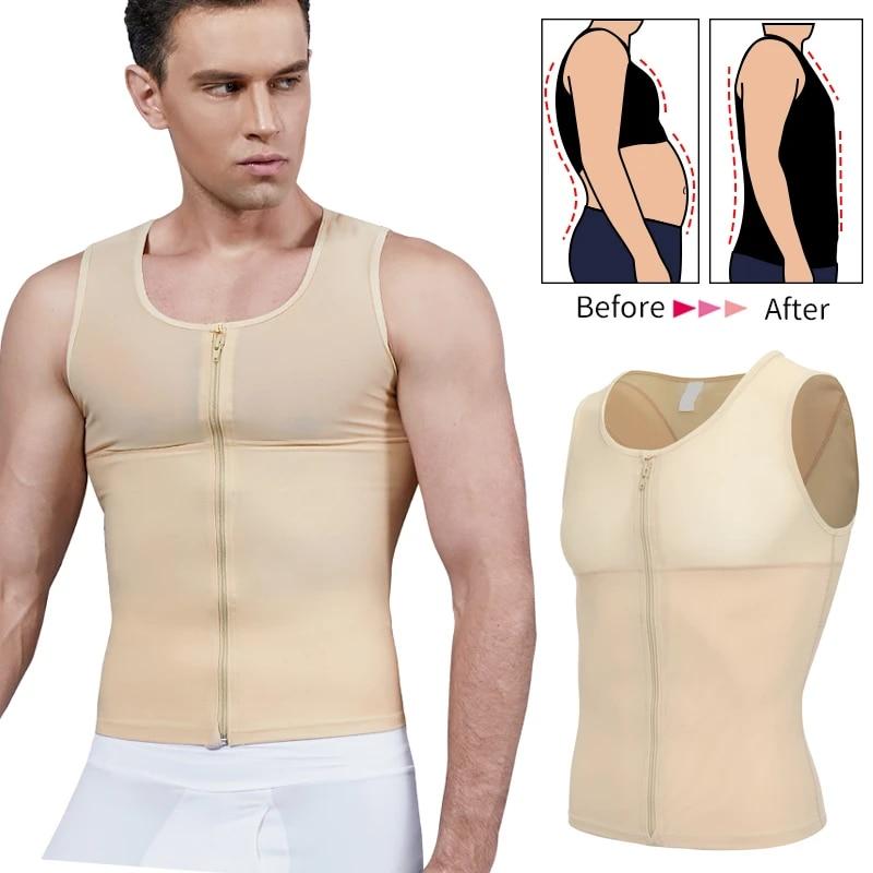 mens slimming shaper body shaper