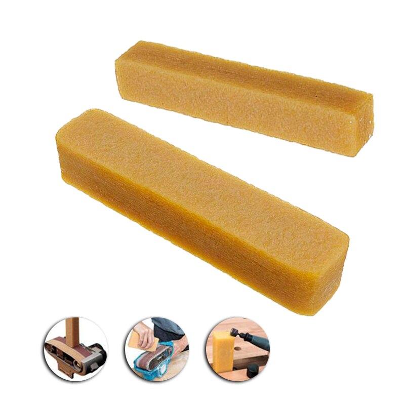 Abrasive Cleaning Glue Stick Sanding Belt Band Drum Cleaner 40x200mm 25x153mm Sandpaper Cleaning Eraser For Belt Disc Sander