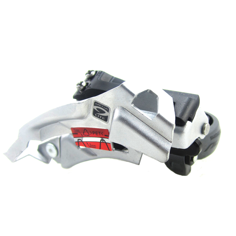 Image 3 - Alivio FD M4000 T4000 9 speed bike Front Derailleurs 9s MTB Bike Mountain Bicycle Parts for 3x9S 27S Speed-in Bicycle Derailleur from Sports & Entertainment
