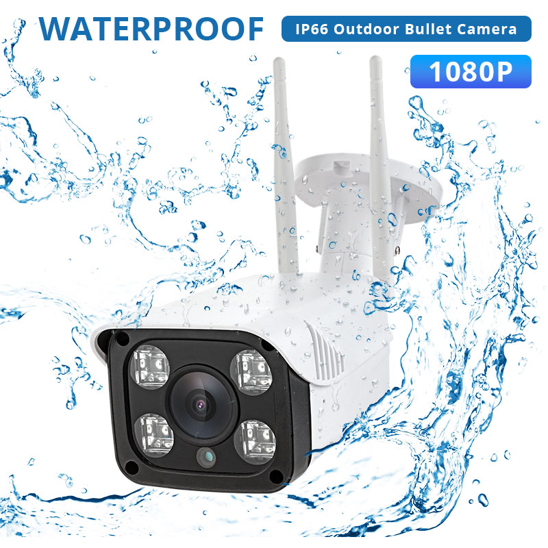 KERUI Surveillance CCTV WIFI Camera HD 1080P Outdoor Waterproof Infrared Night Vision Security Video IP Camera