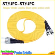 Single-Mode Duplex Lszh Glasvezel Patchkabel St UPC-ST Upc 2 0Mm Voor Telecommunicatie Gereedschap 1 2 3 5M 10M 15M 20M 25M 30M cheap COMPTYCO NONE Cn (Oorsprong) TP-link Single Mode SC APC 20cm x20cm x 20cm ST UPC-ST UPC fiber optic patch cord 0 15 0 15 0 20