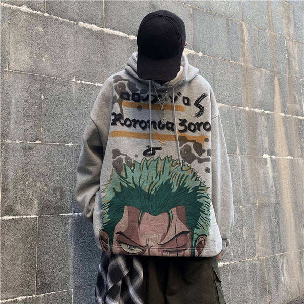 ONE PIECE THEMED HOODIE (2 VARIAN)