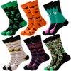 Herbst und Winter Neue Trendy Socken Halloween männer Socken Schädel Alien frauen Socken Kürbis Socken Monster Rohr Socken shark Socken