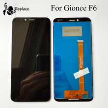 100% Tested Black/White 5.7 inch NEW For GiONEE F6 F6L LCD D