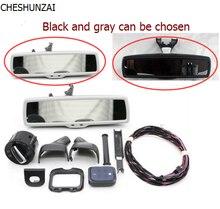 Auto rückspiegel Auto scheinwerfer schalter + Regen Licht Wischer Sensor + Anti glare Rückspiegel Für VW Golf MK6 Tiguan Jetta 5