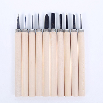 12pcs Woodcut Knife Scorper Wood Carving Tool Woodworking Hobby Arts Craft Nicking Cutter Graver Scalpel Multi DIY Pen image