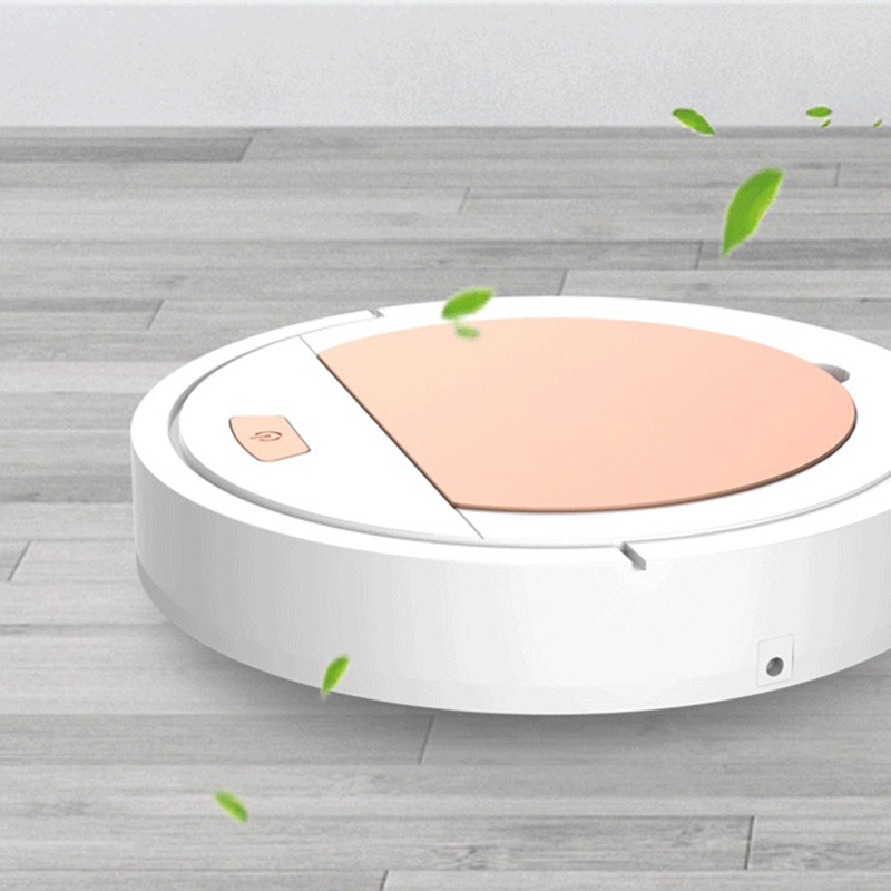 Automatic Vacuum Cleaner Smart Robot Sweeper Multi-Surface Floor Cleaner Intelligent Cleaner