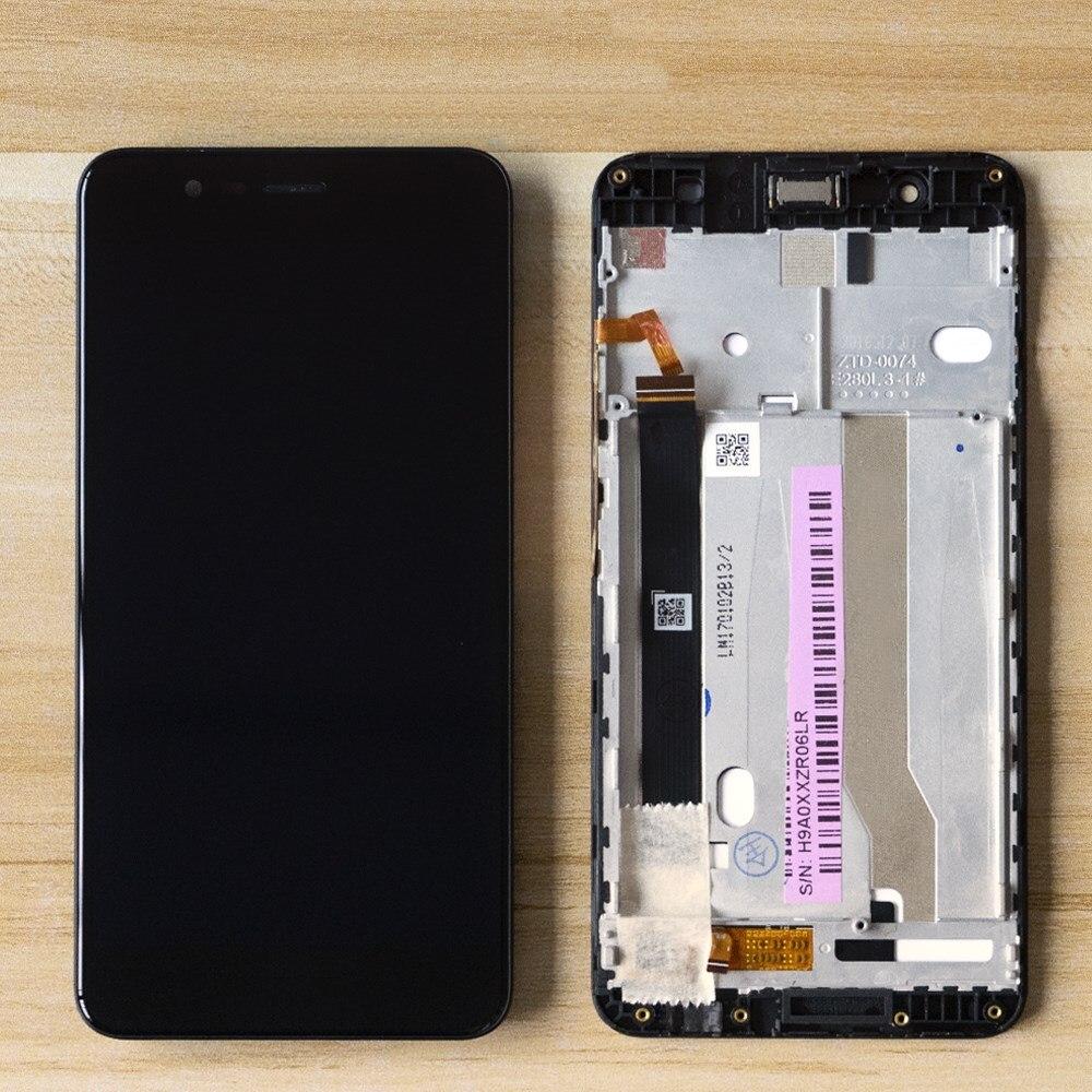 """Original 5.2 """"pour ASUS Zenfone 3 Max ZC520TL X008D LCD écran tactile numériseur assemblée pour ASUS ZC520TL LCD remplacement"""