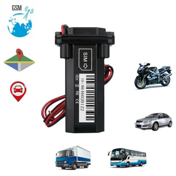 Mini Waterproof Builtin Battery GSM GPS tracker ST-901 for Car motorcycle vehicle 3G WCDMA device with online tracking software image