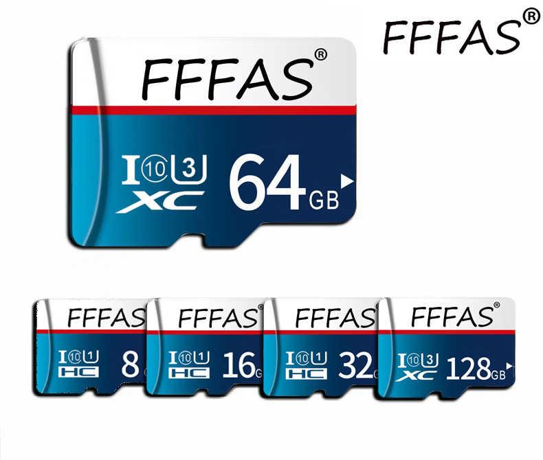 Gran oferta tarjeta micro SD 32gb 64GB 16g Mini tarjeta TF alta velocidad U1 Clase 10 tarjeta de memoria 128GB 16GB tarjeta SD Microsd para cámara de teléfono