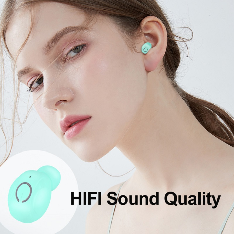 <font><b>T8</b></font> <font><b>TWS</b></font> wireless headset touch Bluetooth 5.0 sports earphone stereo pop-upFor iPhone ForXiaomi ForHuaweiFor Samsung smart phone image