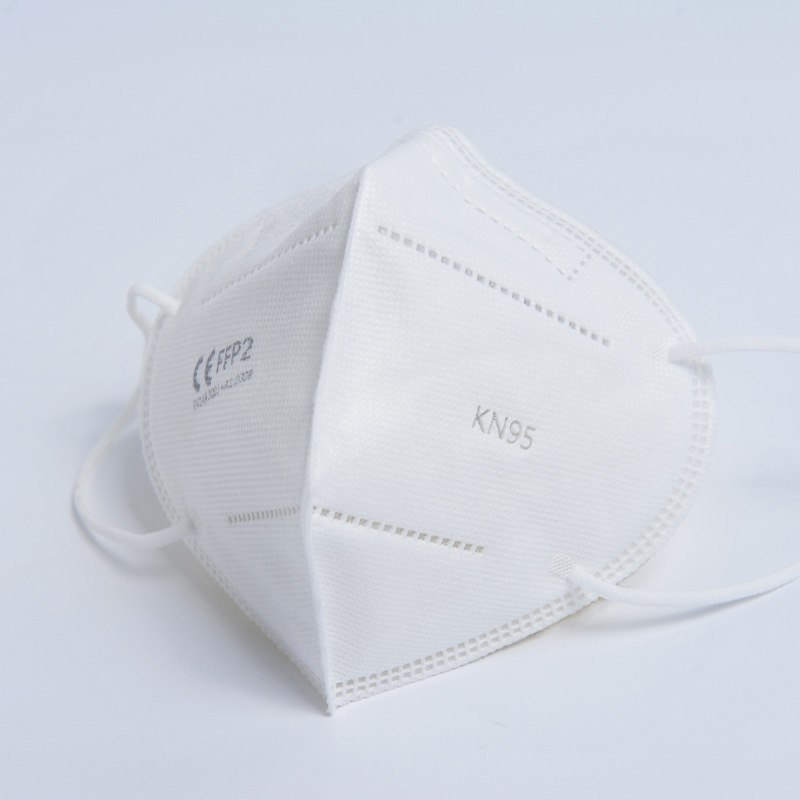 Fast shiping KN95 Mask FFP2 Face Masks Safety 95% Filtration for Dust Particulate Pollution Protective Mouth Mask 2