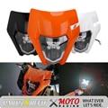 Motorcycle New LED Universal Headlights Headlamp Lamp Light For KTM EXC XC XCF XCW XCFW SX SXF SXS 125 150 250 350 450 530
