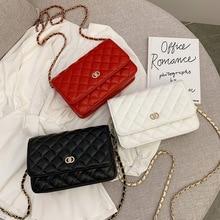 Special Offer Female Bag 2019 New Net Red Small Sachet Diamond Chain Shoulder Diagonal Cross Handbag