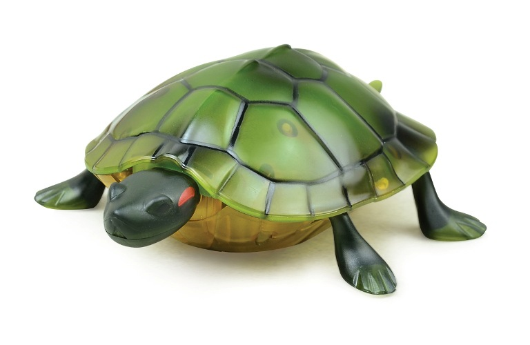 Strange New 9993 Remote Control Turtle Infrared Model Crawling  Animal Light Included Children Model Early Education Toy