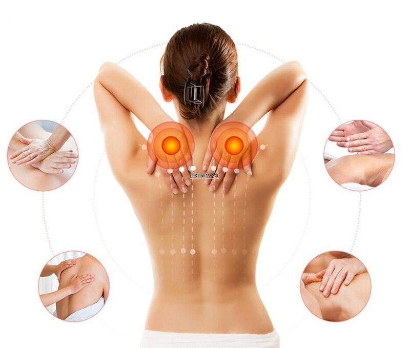 massageador cervical casa elétrica 51 modo 9
