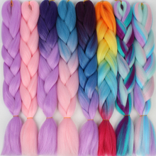 African Synthetic Hair Extensions