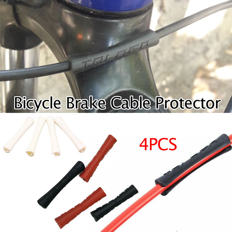 Protect Frame Paint Bicycle Brake Shift Road Bike Accessories Cable Protective