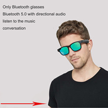 Smart Bluetooth glasses directional external Bluetooth Sunglasses give boys gifts new strange products birthday gifts luxury