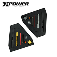 XPOWER TM systerm GLOCK size 17  large suit accessories qilin industries can be suitable for Kublai P1 paintball accessorie