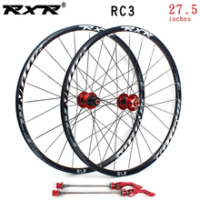 Горный велосипед RXR горный велосипед для пересеченной местности велосипедная ступица велосипедные детали 27,5 RC3 углеродная колесная пара по...