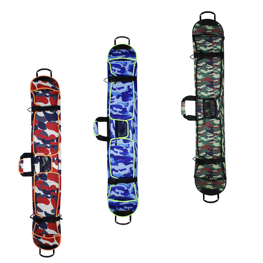 Snowboarding Ski Bag Carry Case Snowboard Cover Premium Waterproof Snowboard Protective Bag For Winter