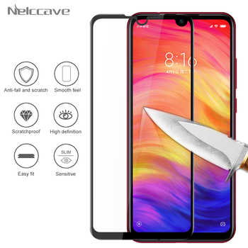 10 Pieces Full Coverage Cover Protective 9H Tempered Glass For Xiaomi Redmi Note 8 Pro 7 6 5 5A 4 4X Prime Screen Protector Film