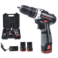 Rechargeable Miniature Multifunction C Tool Drill Electric Screwdriver Manual Drill PAK55