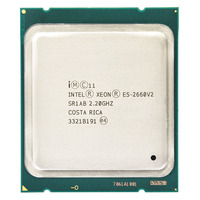 Intel Xeon Processor E5 2660 V2 E5 2660V2 E5 2660 V2 LGA 2011 CPU Ten Cores Xeon Processor Server Desktop CPU