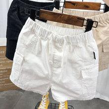 Boys Summer Shorts Thin 2021 Summer New Baby Summer Short Pants Children's Boys Casual Sport Shorts Pants Children's Trousers