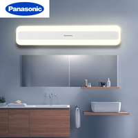 Panasonic Modern Bathroom Light LED Front Mirror Light Makeup Wall Lamp Vanity Lighting Fixtures Waterproof Mirror Lamp