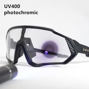 Image 1 - Occhiali da Ciclismo fotocromatici uomo e donna sport allaria aperta occhiali da bicicletta occhiali da sole per bici occhiali occhiali Gafas Ciclismo 1 lente