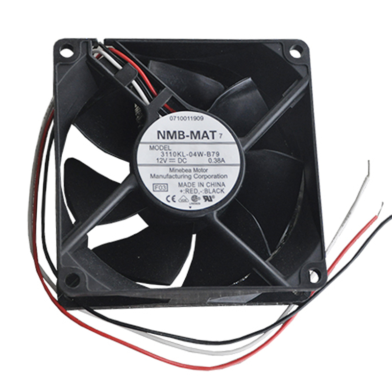 FOR NIDEC 12032 12V 1.1A Gamma 32A 35451-34 Cisco Switch Cooling Fan Drum