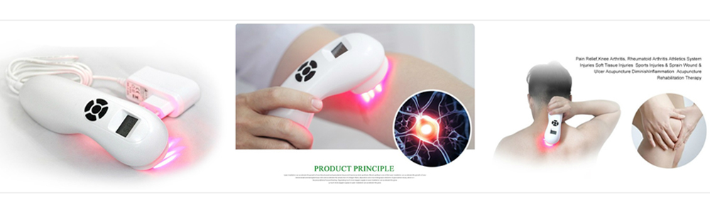 808nm Diode Cold LASER THERAPY BODY PAIN RELIEF45