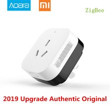 2018 Xiaomi Aqara Gateway 3 Air Conditioning Companion illumination Detection Function Work With Mi Smart Home Kits