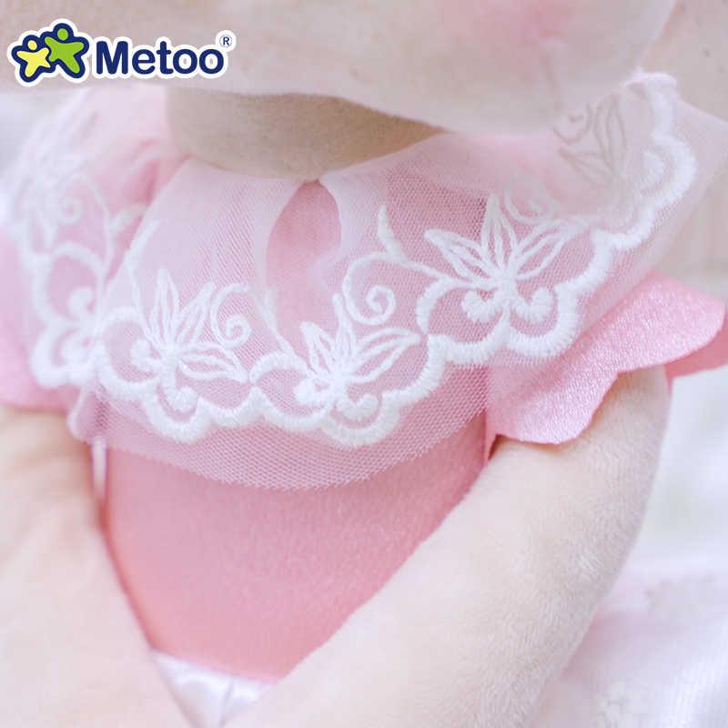 الأصلي دمي مي تو محشوة لعب لفتاة طفل جميل سوان الملاك أنجيلا لينة أفخم الحيوانات للأطفال الرضع أحدث
