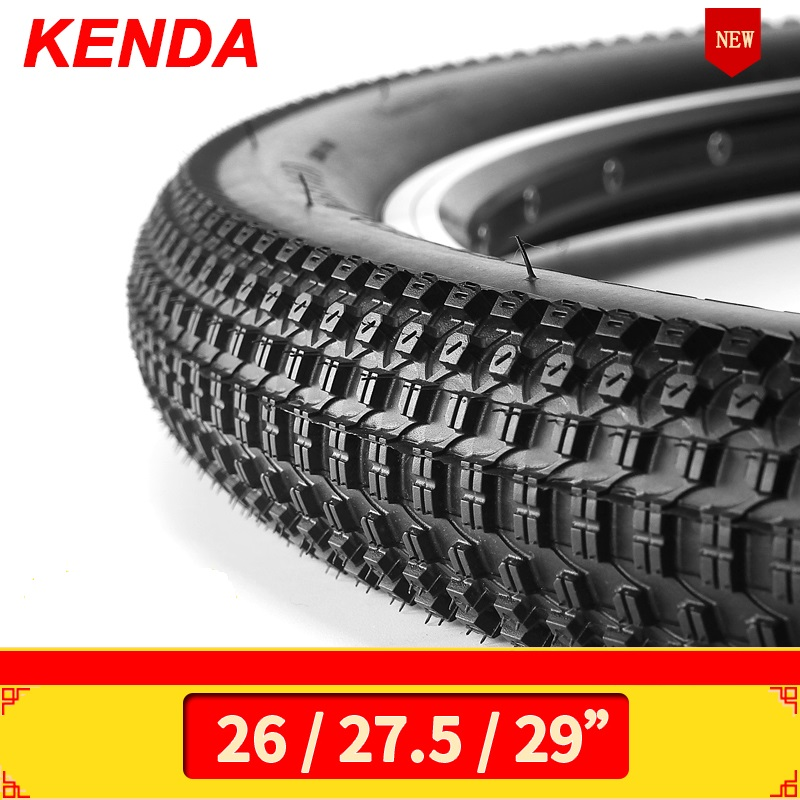 Kenda K1047 Bicycle Foldable Tyre <font><b>26</b></font>/27.5/29 MTB Ultralight Tire Folding Bead <font><b>BMX</b></font> Cycling Mountain Bike Front Rear Tires image