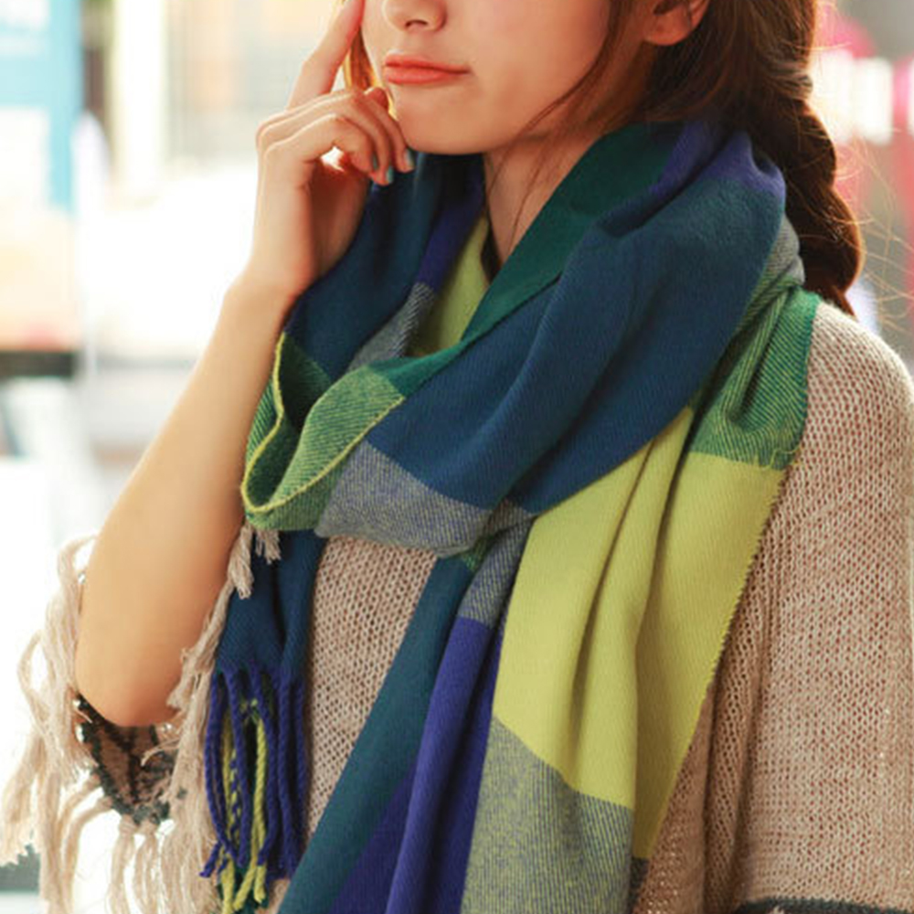 Cashmere Women Scarves Hot Sale Big Men Plain Scarf 180*60cm Winter Unisex Shawl New Soft Warm Pashmina